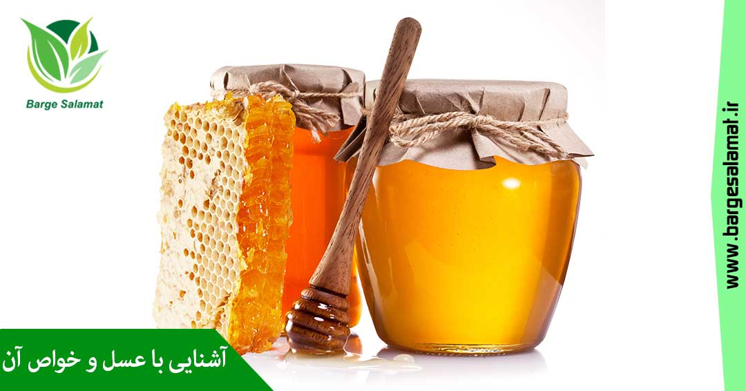 آشنایی با عسل و خواص آن